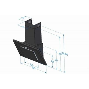 Akpo Dunstabzugshaube Filter 2021