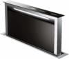 Franke Tischhaube Dawn FDW 908 IB XS Edelstahl/Glas schwarz mit Motor, 1100260620 -